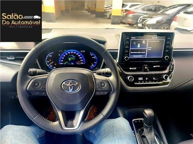 Toyota Corolla 2021 1.8 vvt-i hybrid flex altis cvt - Foto 8