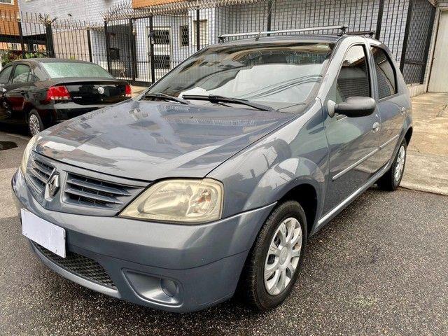 Renault Logan, 1.6, completo.