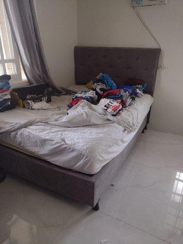 Vende-se cama casal em ótimo estado - Foto 2
