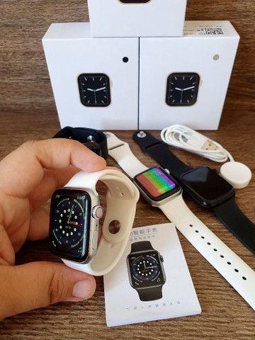 Smartwatch W36 Iwo Lacrado - Foto 4