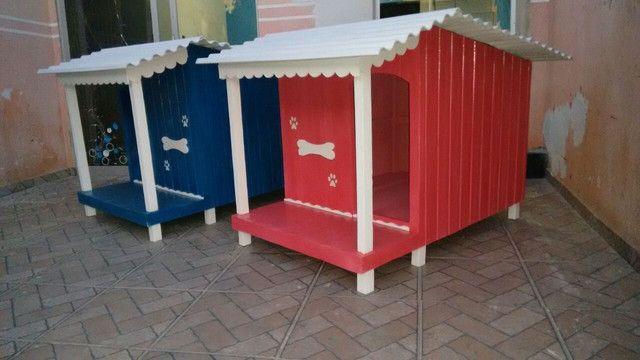 Casinha de cachorro com varanda a partir de 419 - Foto 4