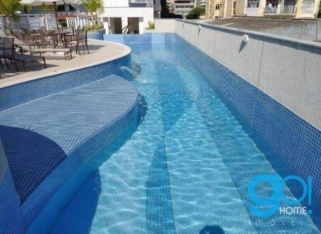 Autêntico B. Campos - 3 suítes, 2 vagas, modulados boa oferta de lazer, 132 m² à venda por - Foto 14