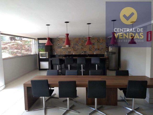 Apartamento à venda com 3 dormitórios em Santa amélia, Belo horizonte cod:306 - Foto 3
