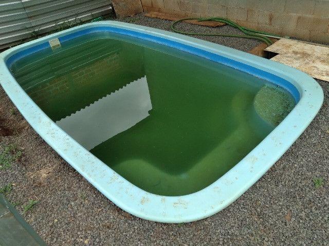 Vendo piscina de barbada - Foto 2