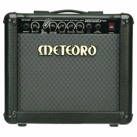 Cubo meteoro guitarra 30w