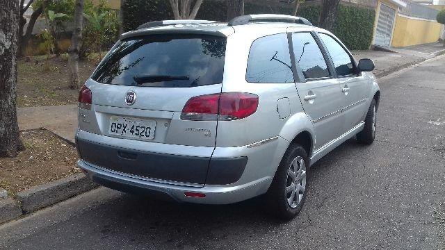 Fiat Palio Weekend 1.4 Completa