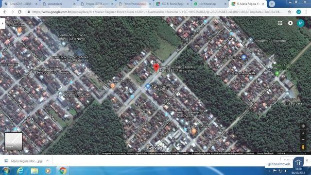 Terreno à venda em Aventureiro, Joinville cod:IR2457 - Foto 2