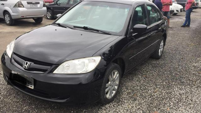 Civic Lx 1.7 2005 Manual