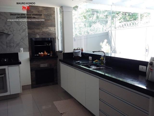 Excelente casa de alto padrão no Condomínio Moradas do Arvoredo em Ibiporã - Foto 4