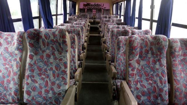 Onibus motor trazeiro de 16-18