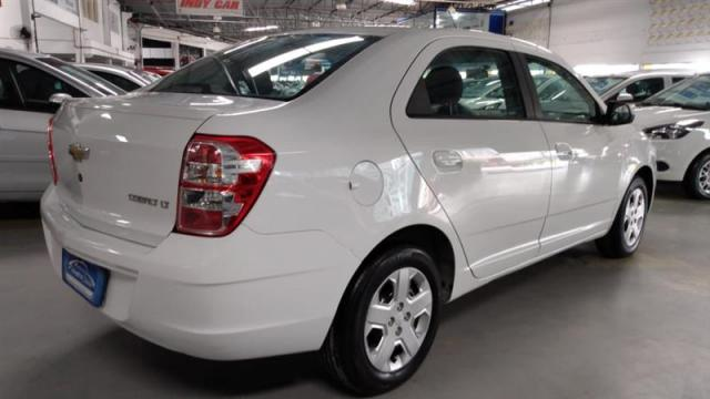 CHEVROLET COBALT 1.8 MPFI LT 8V FLEX 4P MANUAL - Foto 5