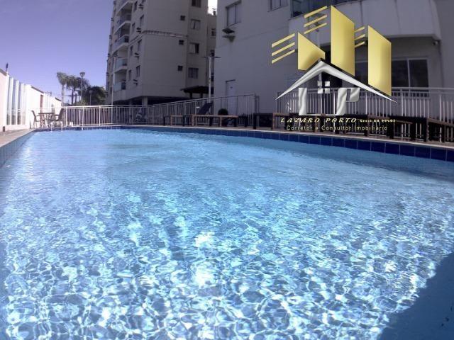 Laz - Apartamento com varanda e com modulados em Manguinhos - Foto 6