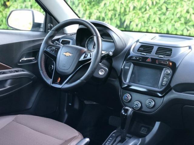 Chevrolet cobalt 2017 1.8 mpfi ltz 8v flex 4p automÁtico - Foto 9