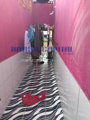 Qr 513 casa com 03 quartos s/ 01 suíte, reformada , Finnacia e pode usar FGTS - Foto 4