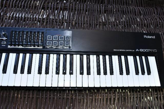 Teclado Controlador Roland A800 PRO - Foto 3