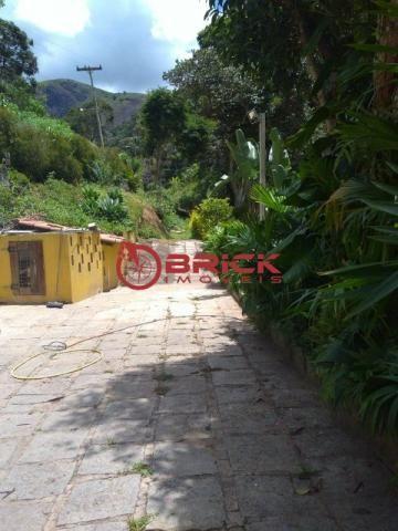 Sítio com terreno de 16.000 m² e cachoeira própria em pessegueiros, teresópolis/rj. - Foto 7