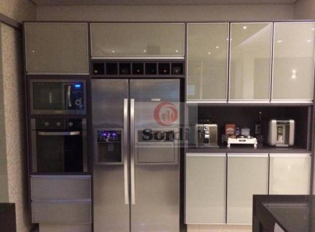 Sobrado com 5 dormitórios à venda, 413 m² por r$ 1.750.000,00 - alphaville - ribeirão pret - Foto 16