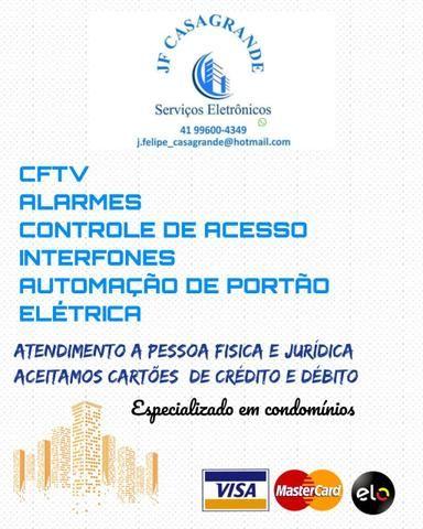 Serviços eletrônicos predial e residencial - Foto 3