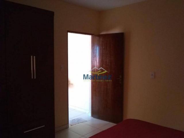 Casa com 2 dormitórios à venda, 80 m² por r$ 400.000 - jardim grimaldi - são paulo/sp - Foto 16