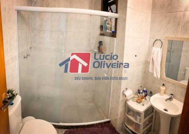 Casa de condomínio à venda com 2 dormitórios em Braz de pina, Rio de janeiro cod:VPCN20026 - Foto 15