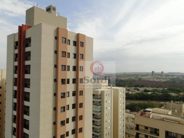 Apartamento com 3 dormitórios à venda, 93 m² por r$ 500 - nova aliança - ribeirão preto/sp - Foto 7