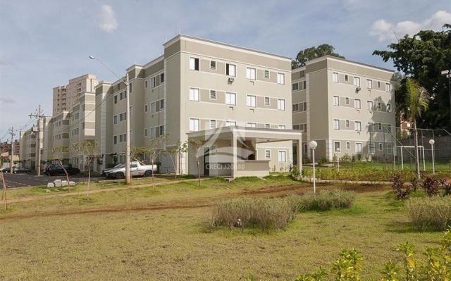 Apartamento à venda com 2 dormitórios em Parque recanto lagoinha, Ribeirão preto cod:58698 - Foto 3