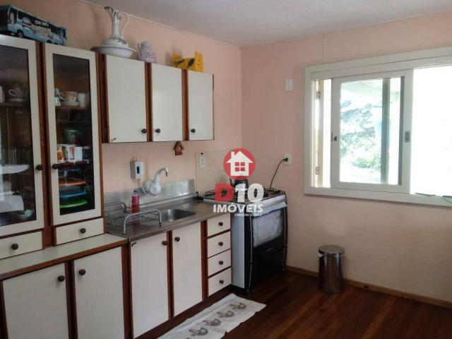 Casa com 3 dormitórios à venda, 132 m² por r$ 530.000,00 - santo antão - bento gonçalves/r - Foto 13