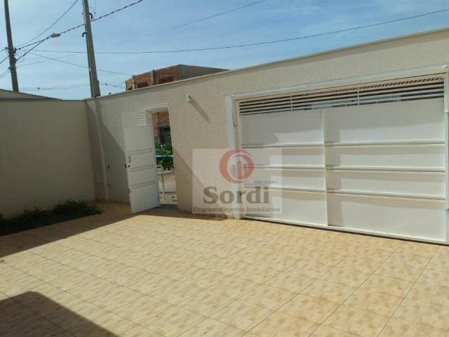 Casa com 3 dormitórios à venda, 110 m² por r$ 300.000 - santa cecília - ribeirão preto/sp - Foto 3