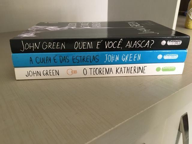 Coleção John Green