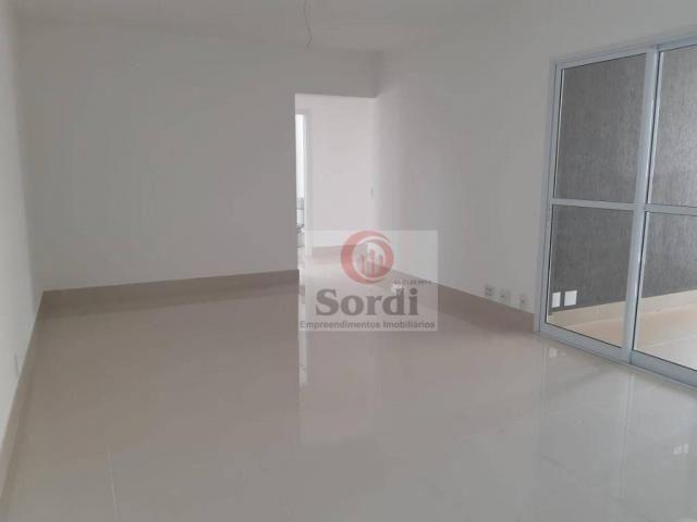 Apartamento à venda, 95 m² por r$ 637.000,00 - bosque das juritis - ribeirão preto/sp - Foto 2