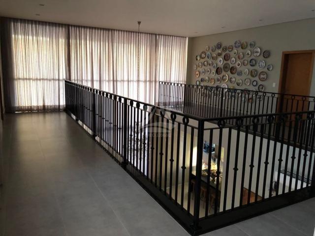 Casa de condomínio à venda com 5 dormitórios em Alphaville, Ribeirão preto cod:43924 - Foto 10