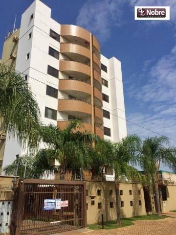 Apartamento com 2 dormitórios à venda, 83 m² por R$ 250.000,00 - Plano Diretor Sul - Palma