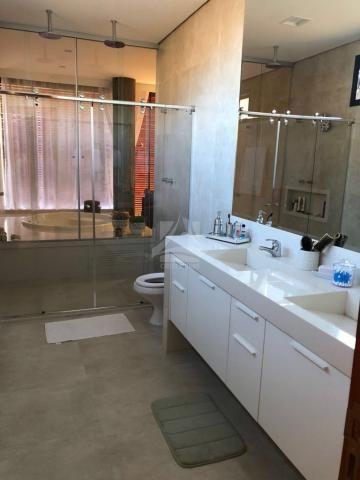 Casa de condomínio à venda com 5 dormitórios em Alphaville, Ribeirão preto cod:43924 - Foto 12