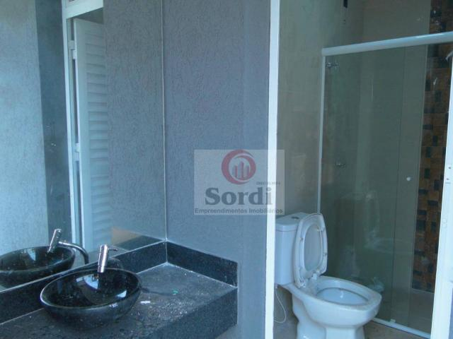 Sobrado com 3 dormitórios à venda, 207 m² por r$ 980.000 - quinta da primavera - ribeirão  - Foto 6