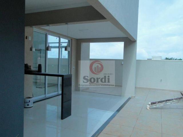 Sobrado com 3 dormitórios à venda, 207 m² por r$ 980.000 - quinta da primavera - ribeirão  - Foto 5