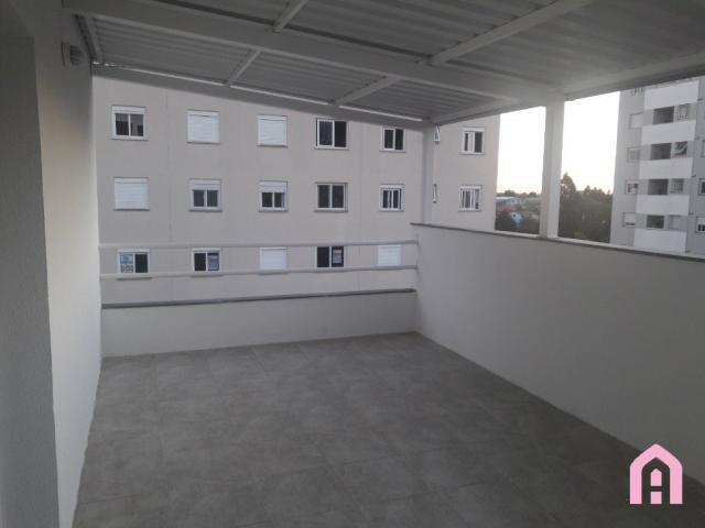 Apartamento à venda com 1 dormitórios em Jardim do shopping, Caxias do sul cod:2779 - Foto 6