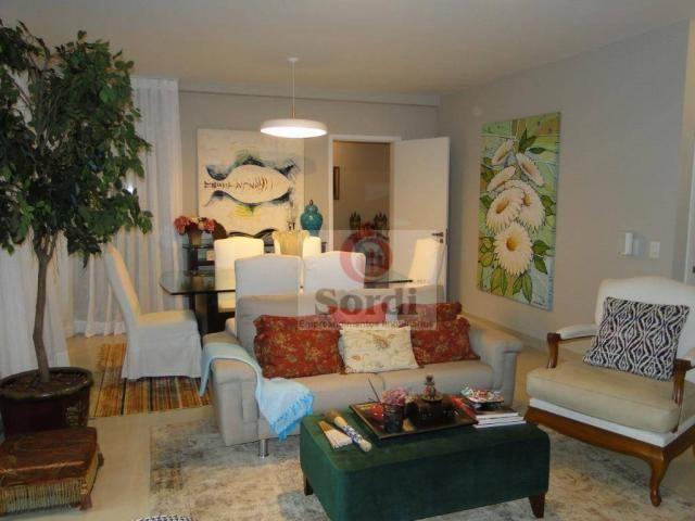 Apartamento com 4 dormitórios à venda, 227 m² por r$ 1.599.000 - jardim botânico - ribeirã - Foto 2