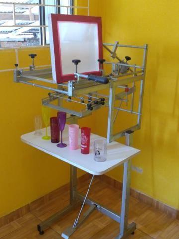 Máquina estampar copos (novinha) - Foto 6