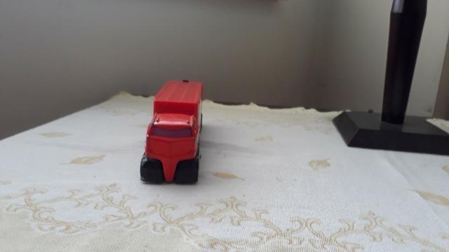 Caminhão infantil hot wheels med-evil racing - Foto 3