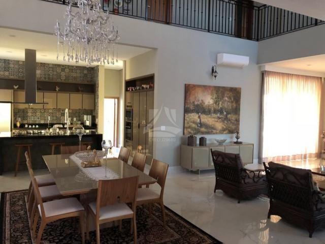 Casa de condomínio à venda com 5 dormitórios em Alphaville, Ribeirão preto cod:43924 - Foto 6