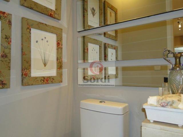Apartamento com 4 dormitórios à venda, 227 m² por r$ 1.599.000 - jardim botânico - ribeirã - Foto 10