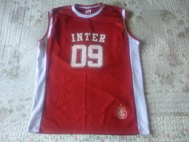 Camisa regata sport club internacional