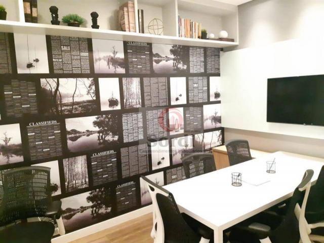Apartamento à venda, 95 m² por r$ 637.000,00 - bosque das juritis - ribeirão preto/sp - Foto 19