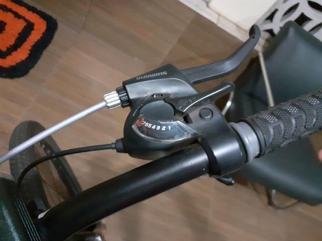 Mountain Bike aro 29 nova - Foto 4