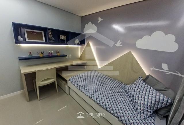 (HN) TR 12109 - Apartamento novo no Cocó com 92m² - 3 suítes - Fino Acabamento - Foto 4