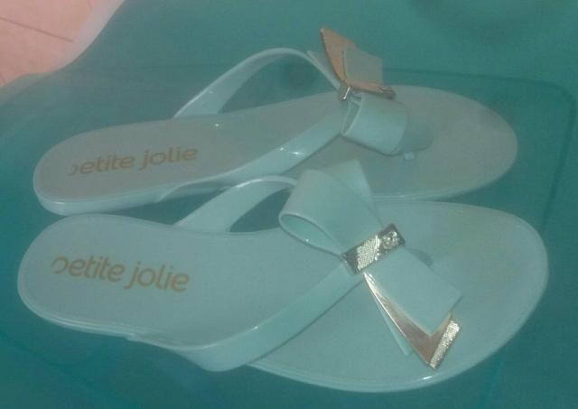 Sandálias Petite jolie - Foto 3