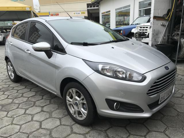 New Fiesta 1.6 Automático SEL 2017 Com Apenas 10.000 km Impecável só R$52.900,00