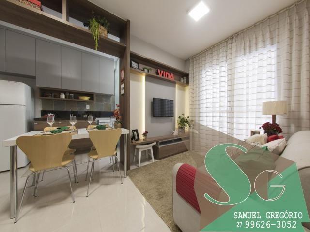 SAM - 72 - Via Sol - 2 quartos - Entrada facilitada - Morada de Laranjeiras