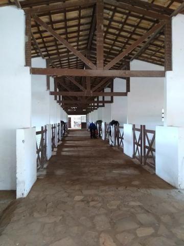 Linda casa no condomínio fazenda real 1 e 2, 3 quartos, suíte, excelente área de lazer - Foto 10