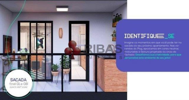 Apartamento à venda com 2 dormitórios em Capão raso, Curitiba cod:15426 - Foto 15